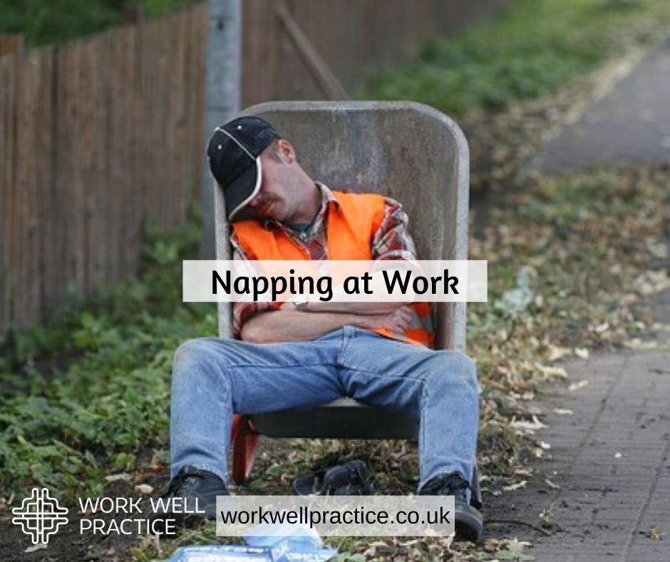 napping at work